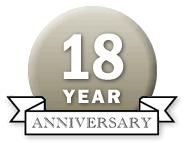 Celebrating 17 Years Anniversary